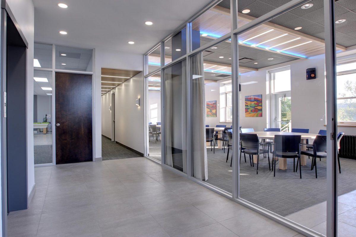 Eco-efficient office
